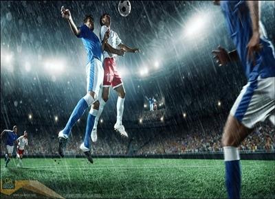 ภาพ นักฟุตบอล
