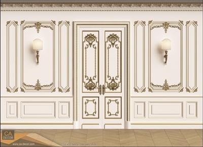 ภาพวาด ประตูคฤหาสน์
