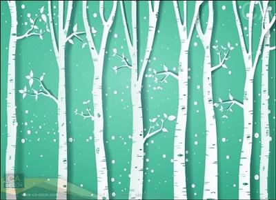 ต้นไม้ฤดูหนาว 
