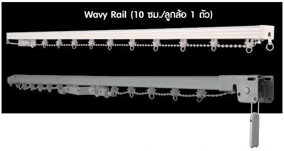 2.รุ่น Wavy Rail