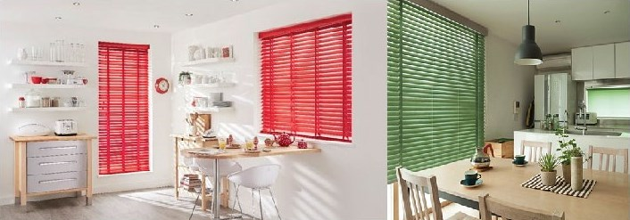 Bass wood blinds_Premium Color