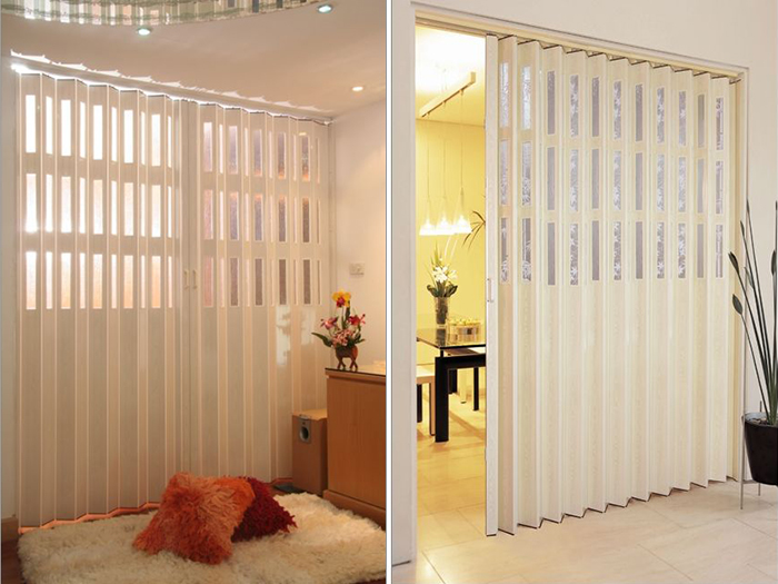 Japanese style room partition